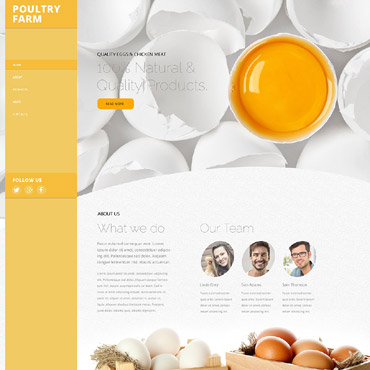 Website Template № 58532