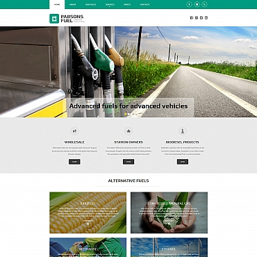 Website Template № 58558