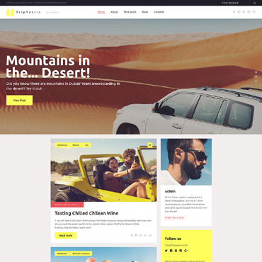Website Template № 58562