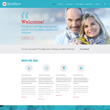 Website Template № 58564