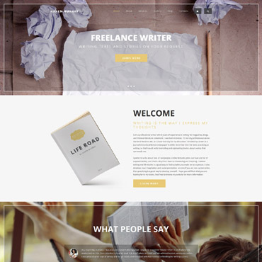 Website Template № 58565