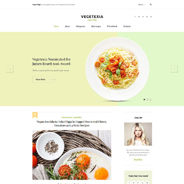 Website Template № 58572
