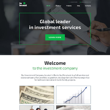 Website Template № 58591