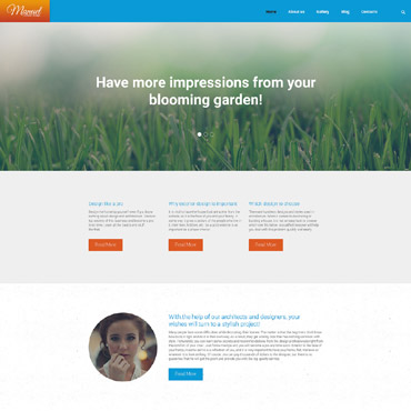 Website Template № 58592