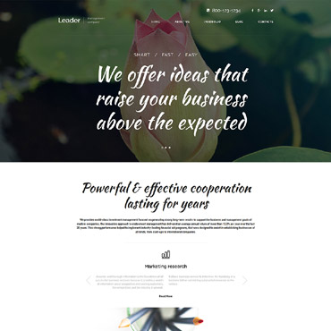 Website Template № 58594