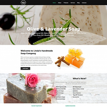 Website Template № 58607