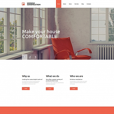 Website Template № 58609