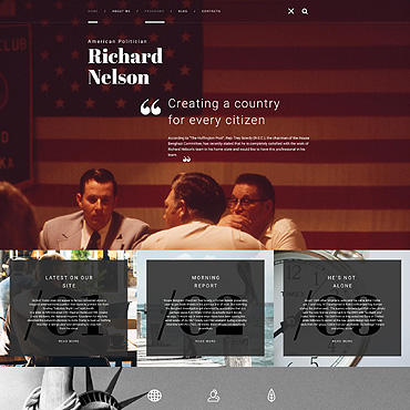 Website Template № 58658