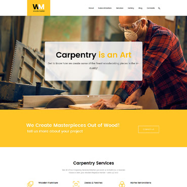 Website Template № 58669