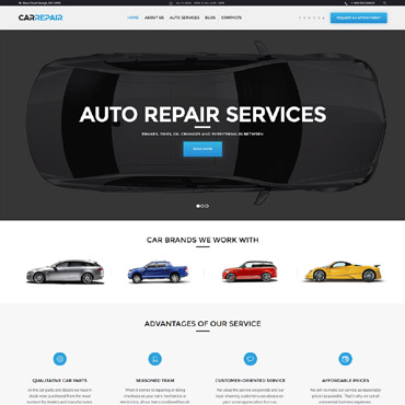 Website Template № 58676
