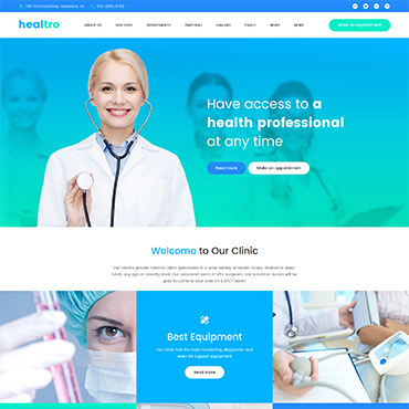 Website Template № 58677