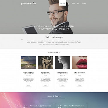 Website Template № 58694