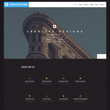 Website Template № 58705