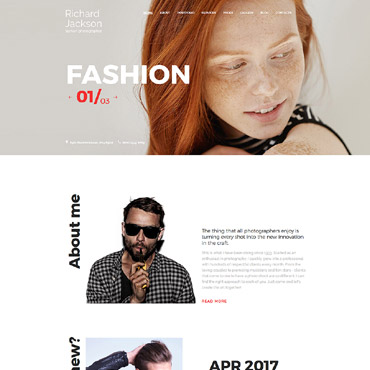 Website Template № 58717