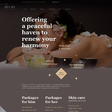 Website Template № 58738