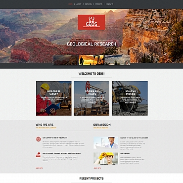Website Template № 58752