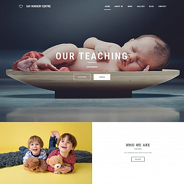 Website Template № 58758