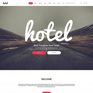 Website Template № 58765