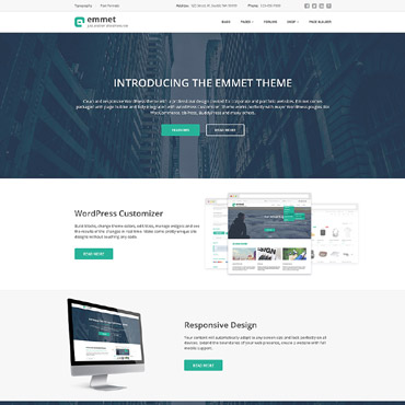 Website Template № 58779