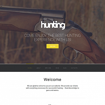 Website Template № 58791