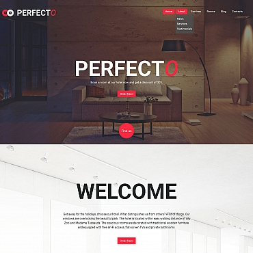 Website Template № 58802