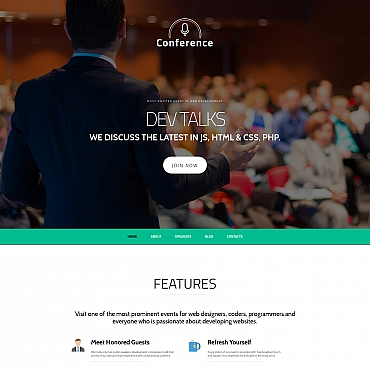 Website Template № 58806
