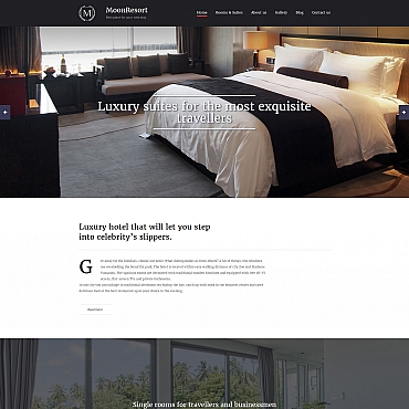 Website Template № 58807