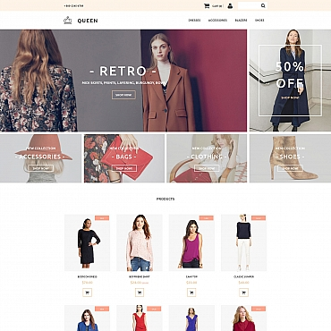 Website Template № 58817