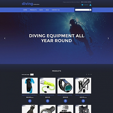 Website Template № 58819