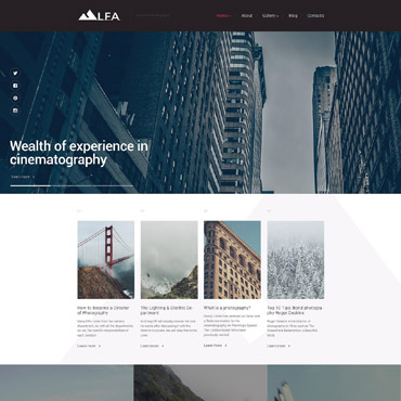 Website Template № 58822