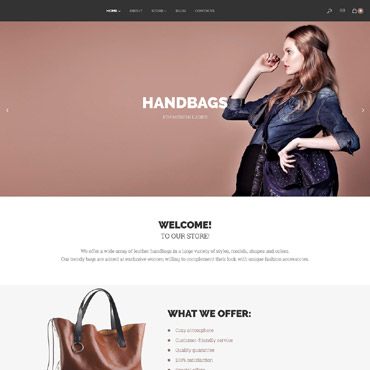 Website Template № 58826