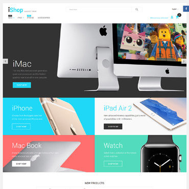Website Template № 58834