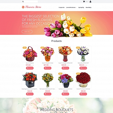 Website Template № 58838