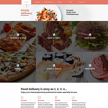 Website Template № 58839