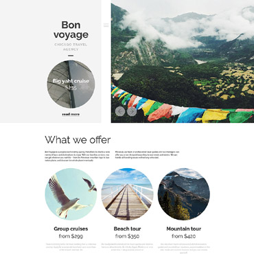 Website Template № 58871
