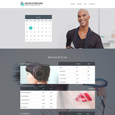 Website Template № 58877
