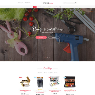 Website Template № 58883