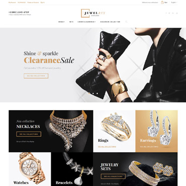 Website Template № 58903