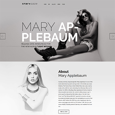 Website Template № 58925