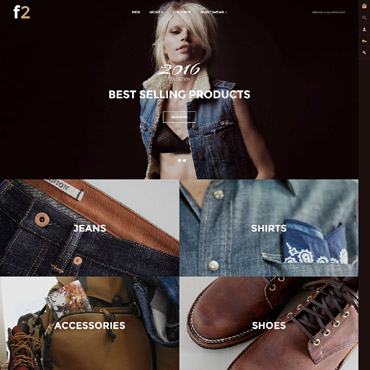 Website Template № 58948