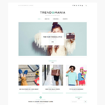 Website Template № 58957
