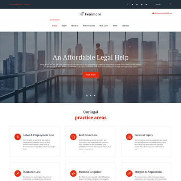 Template WordPress #58958