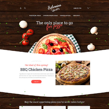 Website Template № 58961