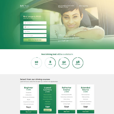 Website Template № 58963