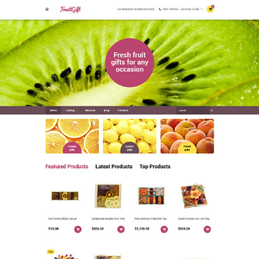 Website Template № 58986