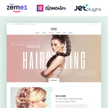 Website Template № 58991