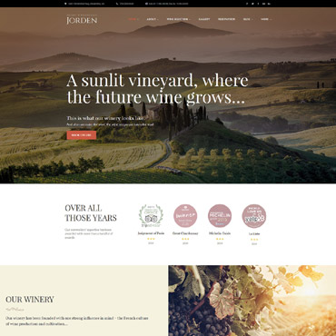 Website Template № 58992