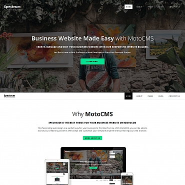 Website Template № 59000