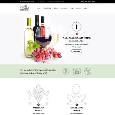 Website Template № 59007