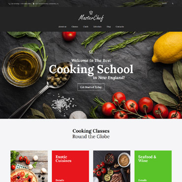 Website Template № 59011